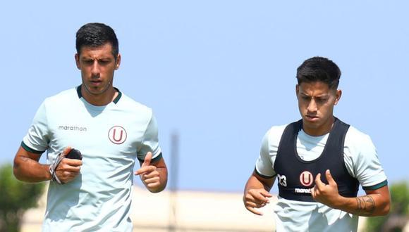 Universitario jugará con San Martín y Palmeiras en menos de una semana. (Foto: prensa 'U')