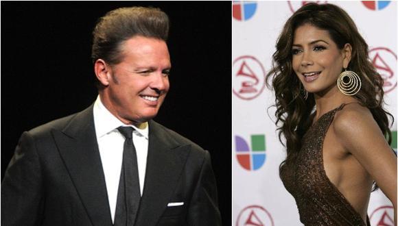 Luis Miguel y Patricia Manterola: lo que sabe de la relación entre ambos artistas en la vida real (Foto: Getty Images)