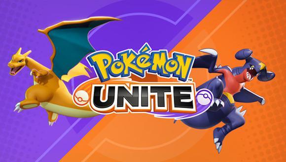 Pokémon Unite, el MOBA, llega a Nintendo Switch y pronto a Android y iOS. (Imagen: The Pokémon Company)