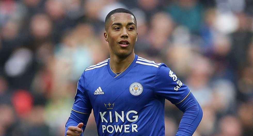 Youri Tielemans - Leicester City (Getty)