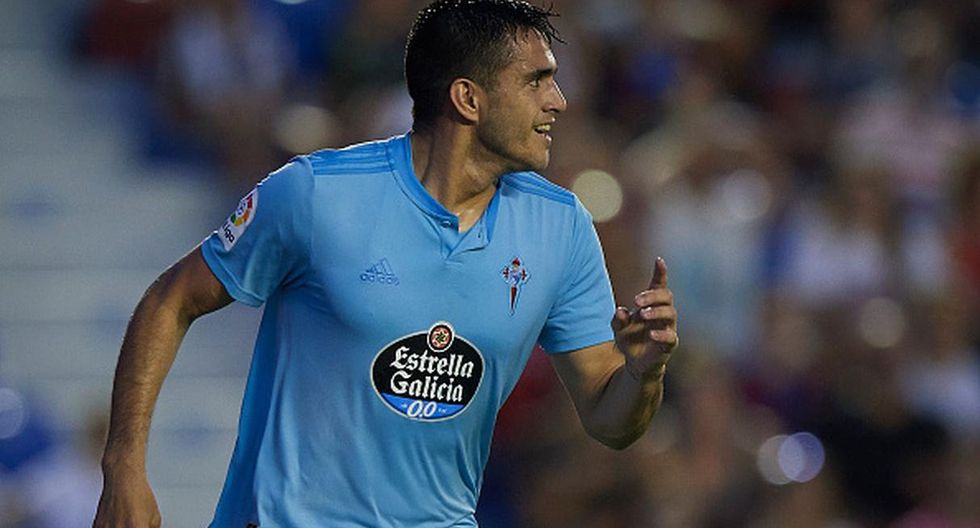 Maxi Gómez   Celta de Vigo   11 goles. (Getty Images)