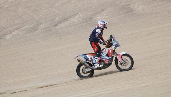 Dakar 2020: así les fue a los peruanos en la Etapa 5 del rally. (Facebook)