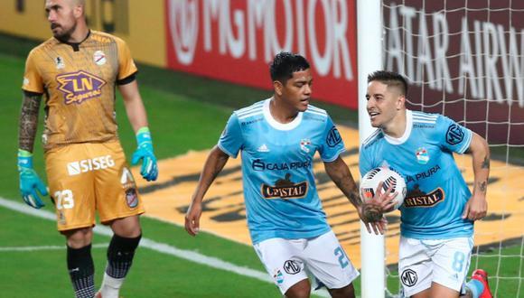 Sporting Cristal busca el pase a los cuartos de la Copa Sudamerica ante Arsenal de Sarandí. (Foto: GEC)