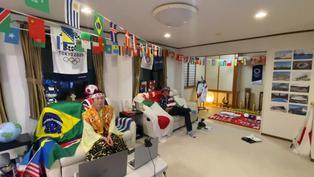Hincha japonesa de los Juegos Olímpicos busca un 'Plan B' para disfrutar Tokio 2020