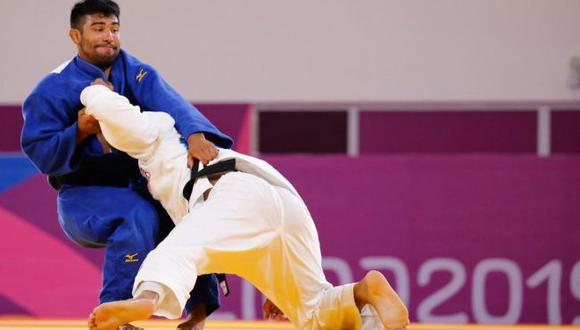 Alonso Wong, el judoca nacional que busca su clasificación a Tokio 2020 en medio de combates en el tatami y clases virtuales. (Difusión)
