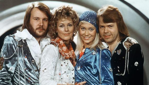 ABBA prepara su regreso a la música tras casi 40 años estar alejados de sus seguidores. (Foto: LINDEBORG / SCANPIX SWEDEN / AFP)