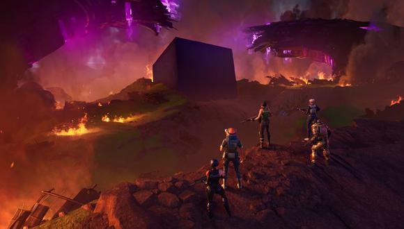 Nuevos desafíos en Fortnite (Epic Games)