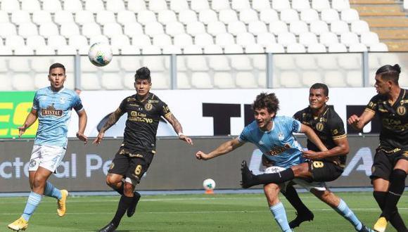 Universitario y Sporting Cristal participarán en la Fase de Grupos de la Copa Libertadores. (Foto: Liga 1)