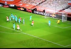 Alisson nunca la vio: Bruno Fernandes marcó golazo para el 3-2 del Manchester United vs Liverpool [VIDEO]