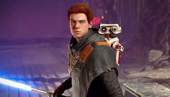 """Star Wars Jedi: Fallen Order"" ya disponible en PS4, Xbox One y PC. (Foto: EA)"