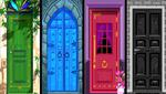 ¿Qué puerta llama más tu atención? Tu respuesta podría sorprenderte.  | Foto: Radio Mitre