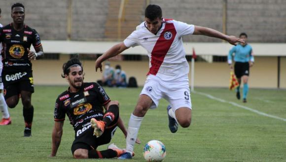 Municipal empató 1-1 con Ayacucho FC (Foto: Liga 1)