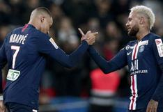 """Neymar sonríe en París: """"Le debo una gran parte de mi felicidad en el PSG a Mbappé"""""""