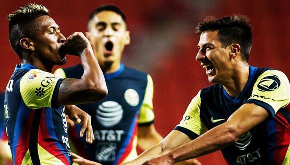 América vs. Tijuana se vieron las caras este miércoles por la jornada 9 de la Liga MX 2021 (Foto: Récord)