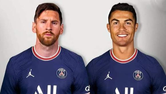 Cristiano Ronaldo al PSG: hermano del dueño del club avivó rumores sobre el fichaje de CR7 y la dupla con Lionel Messi   Juventus   España   ES   NCZD   FUTBOL-INTERNACIONAL   DEPOR