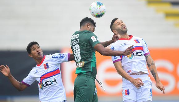 Alianza Lima empató con Alianza Universidad (Foto: Liga 1)