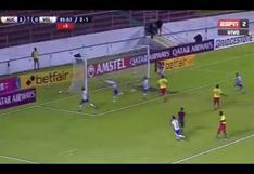 A los 95 minutos: Thiago Almada y el gol con el que Vélez eliminó a Aucas y avanzó en la Copa Sudamericana [VIDEO]