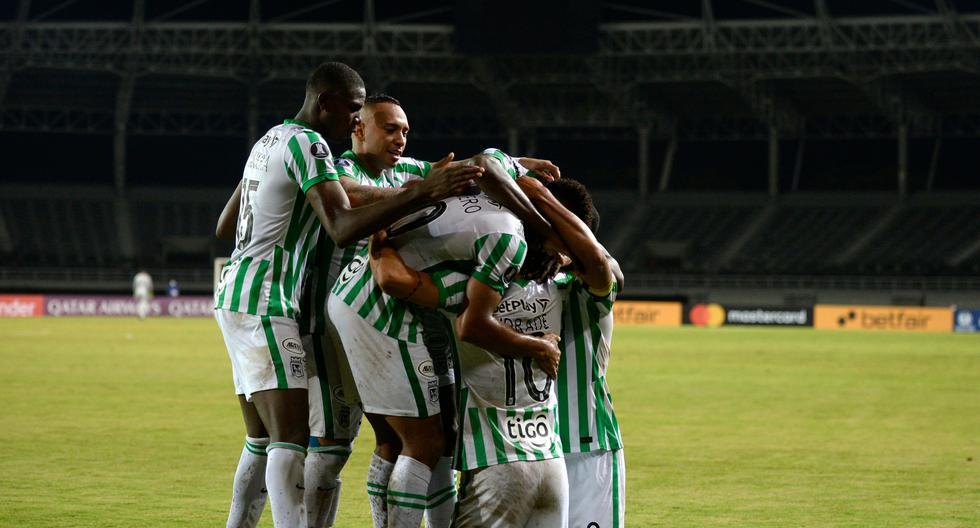 Solo necesitó un tiempo: Atlético Nacional venció 2-0 a U. Católica por Copa Libertadores