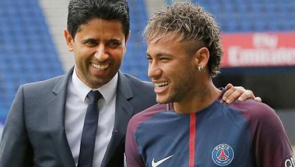 Neymar hace una aclaración a la directiva de PSG. (Foto: Getty Images)