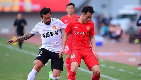 Lavezzi gana más de 45 millones de euros por temporada en el fútbol de China. (Foto: Getty Images)