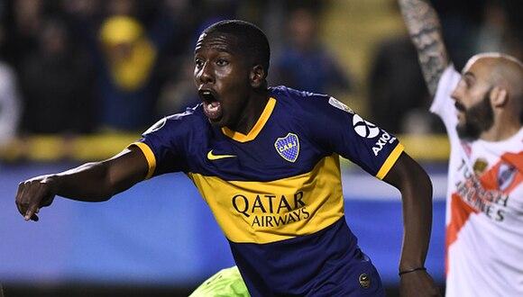 Jan Hurtado juega en Boca Juniors desde julio de 2019. (Foto: Getty)