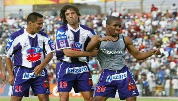 Quinteros feliz por regreso de Farfán a Alianza Lima. (Foto: Twitter)