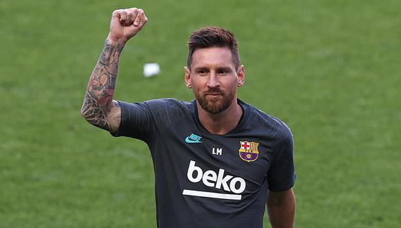 Barcelona fue eliminado de la Champions League 2020 por Bayern Munich en cuartos de final. (AFP)