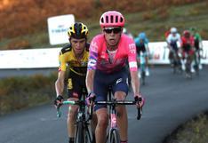 Richard Carapaz es el nuevo líder de la Vuelta a España: resumen de la Etapa 12 de la prueba