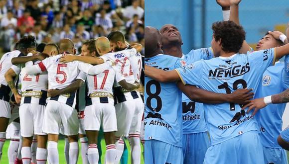 Alianza Lima y Binacional retoman su participación en la Copa Libertadores. (Foto: GEC)