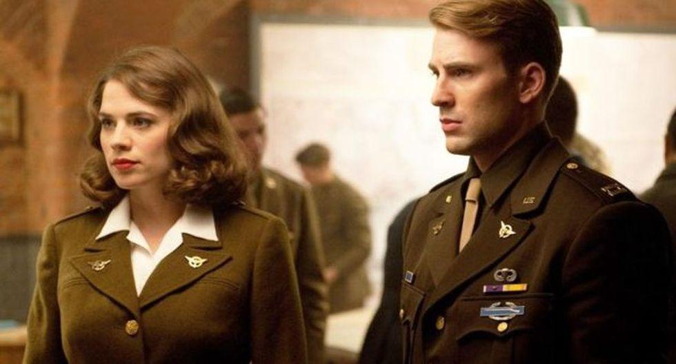Avengers: Endgame | Peggy y Rogers siempre estuvieron juntos (Marvel)