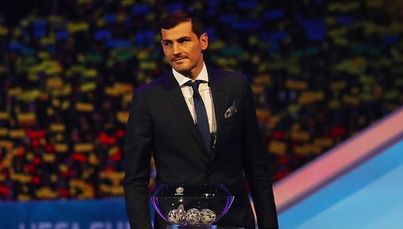Iker Casillas ganó el Mundial Sudáfrica 2010 con la Selección de España. (Foto: Getty Images)