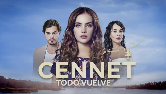 En su primera semana de estreno, Cennet se ha convertido en una de las series más vista de los últimos días (Foto: Telemundo)