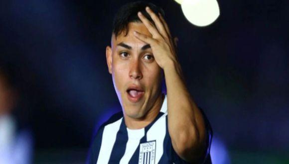 Jean Deza fue separado del primer equipo de Alianza Lima por constantes indisciplinas. (GEC)