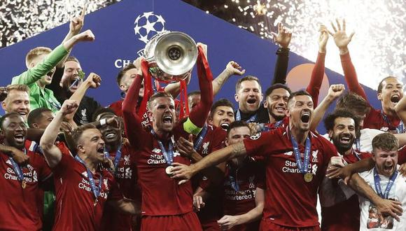 Liverpool es el vigente campeón de la Champions League. (Getty)