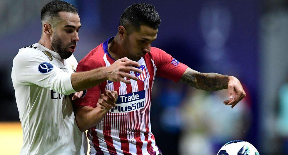 Vitolo / Atlético de Madrid / 25 millones de euros. (AFP)