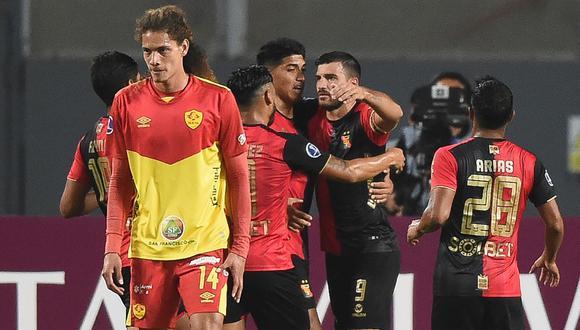 Melgar y Aucas chocarán en Quito por la jornada 4 de Copa Sudamericana en Quito. (Foto: Agencias)