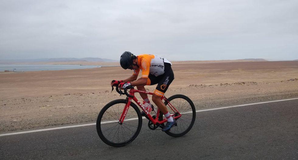 Royner Navarro es uno de los principales referentes del ciclismo peruano. (Foto: Federación Peruana de Ciclismo)