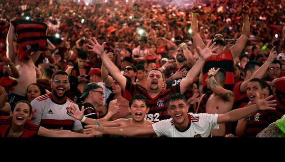 River vs Flamengo fue más visto que las últimas cuatro finales de la Copa del Mundo.