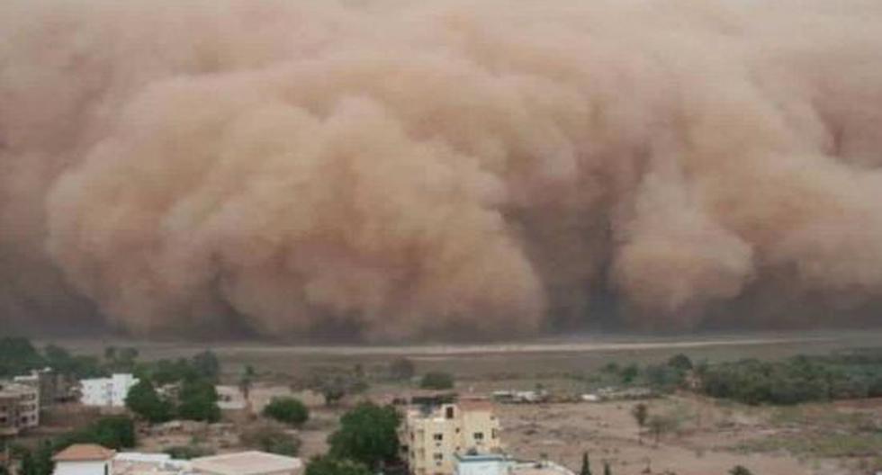 Polvo del Sahara llega a México: el recorrido de este fenómeno en el país