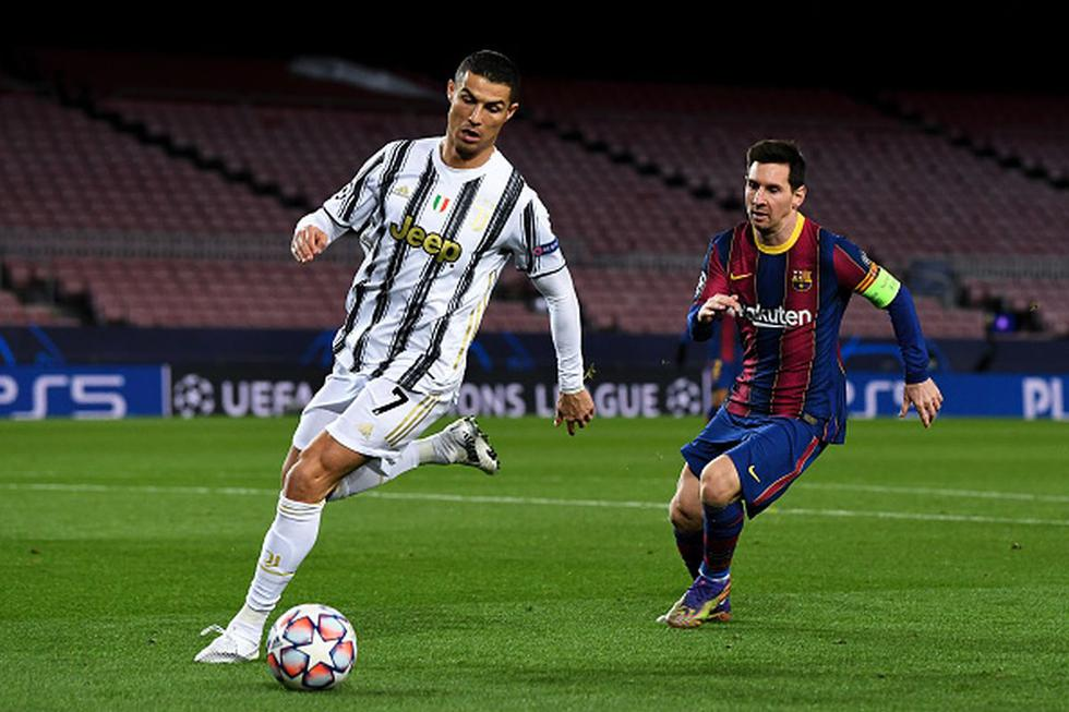 El XI del futuro sin Cristiano Ronaldo ni Lionel Messi. (Getty)