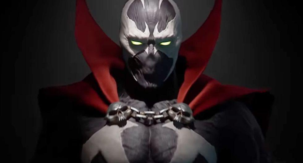Mortal Kombat 11: esta será la apariencia final de Spawn, el nuevo personaje del juego. (Foto: NetherRealm Studios)
