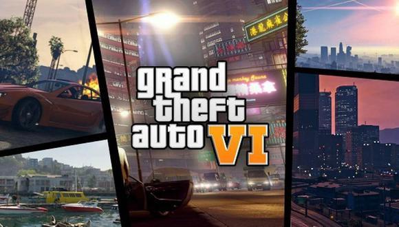 Rockstar Games estaría preparando el anuncio de GTA 6.