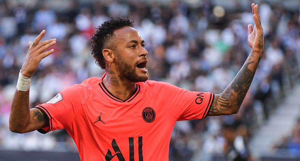 El mensaje de Neymar a los hinchas del PSG que está dando que hablar
