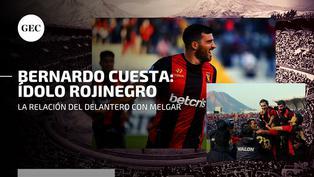 Bernardo Cuesta: Repasa la trayectoria futbolística del goleador histórico de Melgar