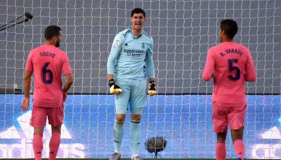 Real Madrid cayó ante Cádiz 0-1 en el Di Stéfano por LaLiga 2020. (Agencias)