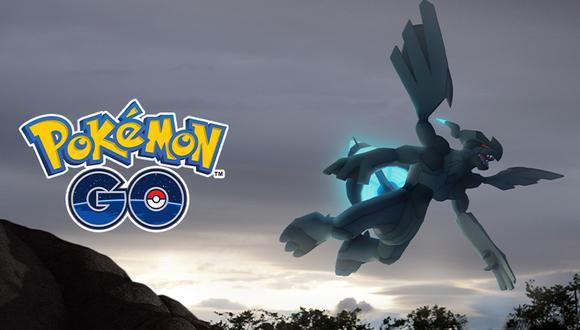Pokémon GO: Zekrom ya tiene fecha de llegada al juego de móviles. (Niantic)