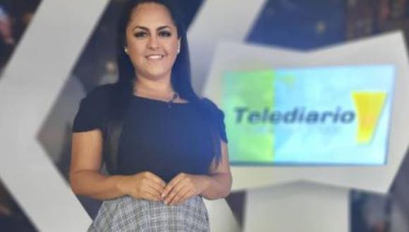 Vivian Vásquez, periodista y presentadora de Telediario, falleció en un accidente de tránsito. (Foto: captura de video de YouTube).