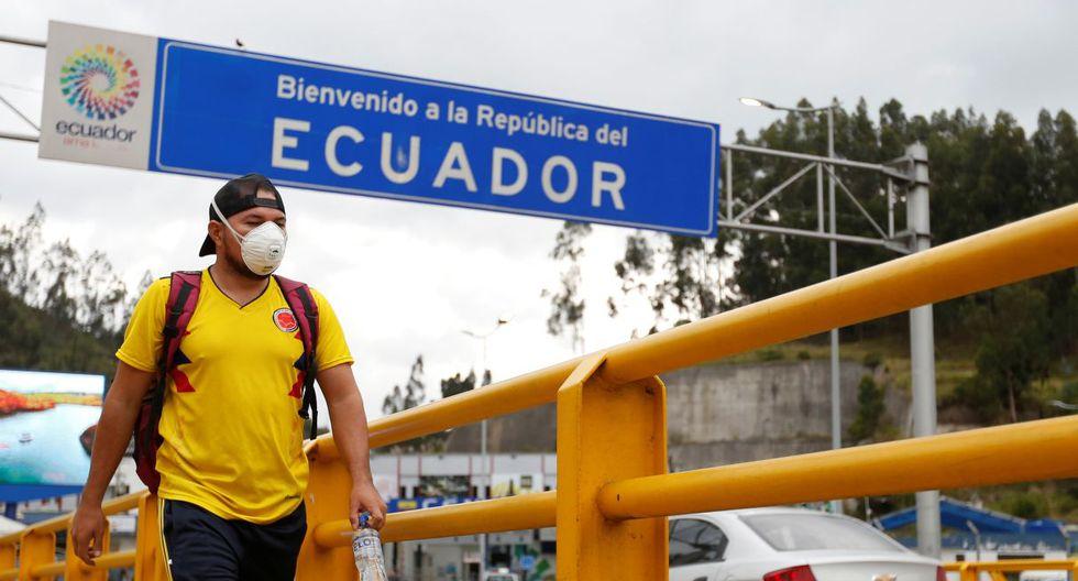 Sigue el minuto a minuto e incidencias de Ecuador con el coronavirus. (Foto: Trome)