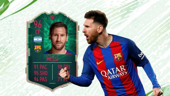 FIFA 20: Los 'Shapeshifters' (metamorfos) llegan a Ultimate Team, conoce al nuevo Messi. (Foto: Depor)