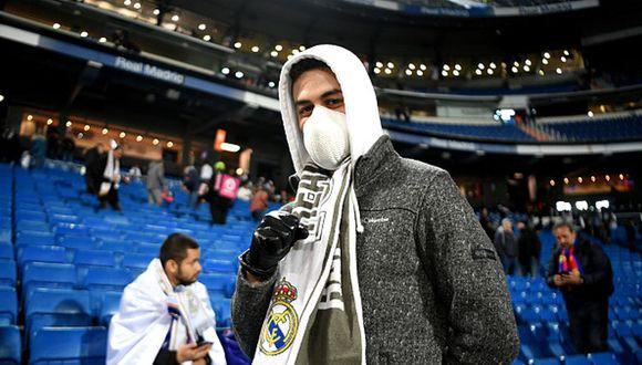 Real Madrid pierde en lo económico por no tener a sus hinchas en el Santiago Bernabéu. (Foto: Getty)